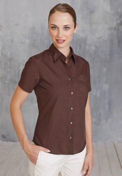 Dámská košile krátký rukáv JUDITH - Výprodej