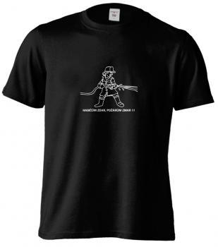 Pánské trièko - HASIÈÙM ZDAR, POŽÁRÙM ZMAR!!!