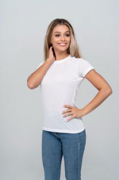 Dámské trièko na sublimaci