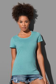 Dámské trièko LISA melír do