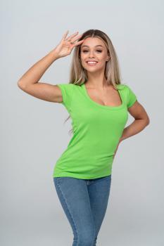Dámské trièko CRETA - Výprodej
