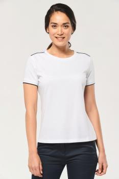 Dámské pracovní trièko krátký rukáv