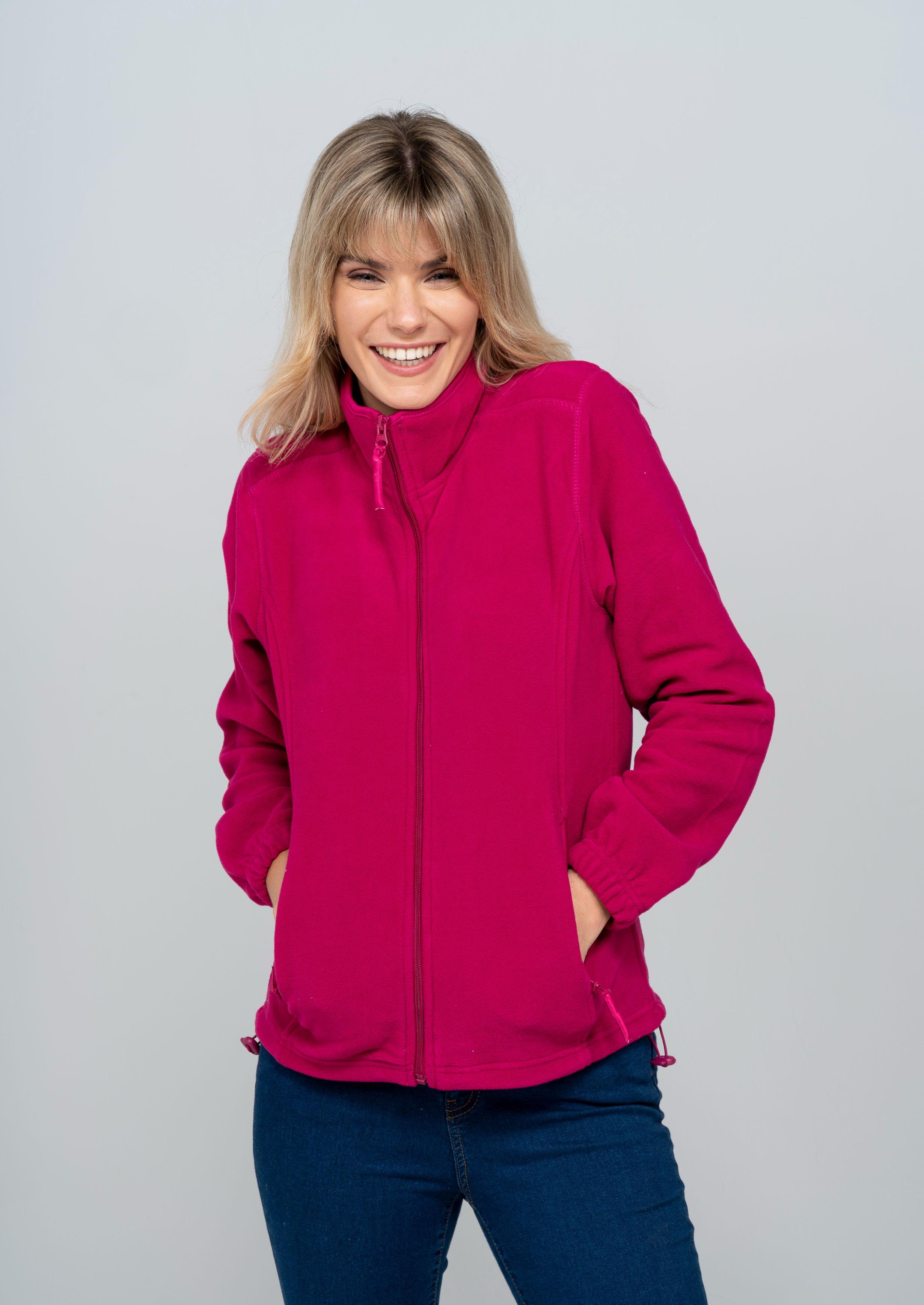Dámská fleecová mikina - Výprodej - zvìtšit obrázek