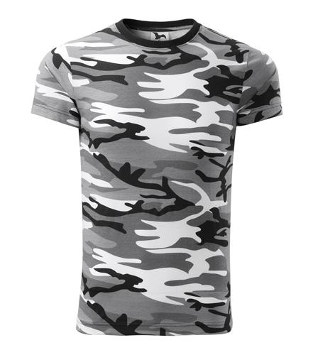 Trièko unisex Camouflage - zvìtšit obrázek