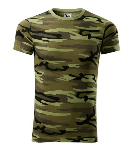 Trièko unisex Camouflage