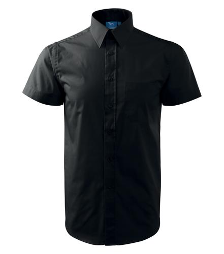 Košile pánská Shirt short sleeve/Chic