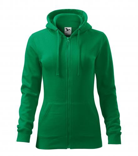 Mikina dámská Trendy Zipper