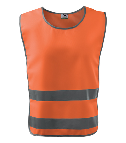 Bezpeènostní vesta unisex Classic Safety Vest