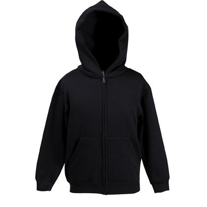 Dìtská mikina Premium Hooded s kapucí a zipem - zvìtšit obrázek