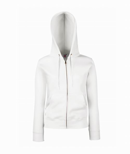 Dámská mikina s kapucí Premium Hooded Sweat Jacket - zvìtšit obrázek