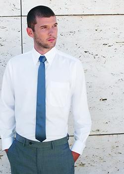 Košile Oxford s dlouhým rukávem - Výprodej - zvìtšit obrázek