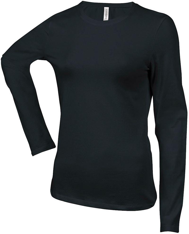 Dámské trièko dl.rukáv CARLA - Výprodej - zvìtšit obrázek