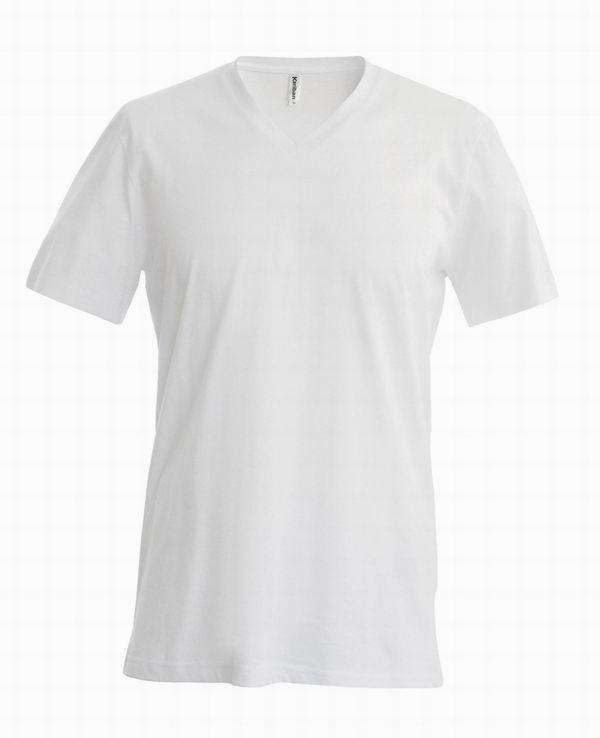 Pánské trièko kr.rukáv V-neck - zvìtšit obrázek