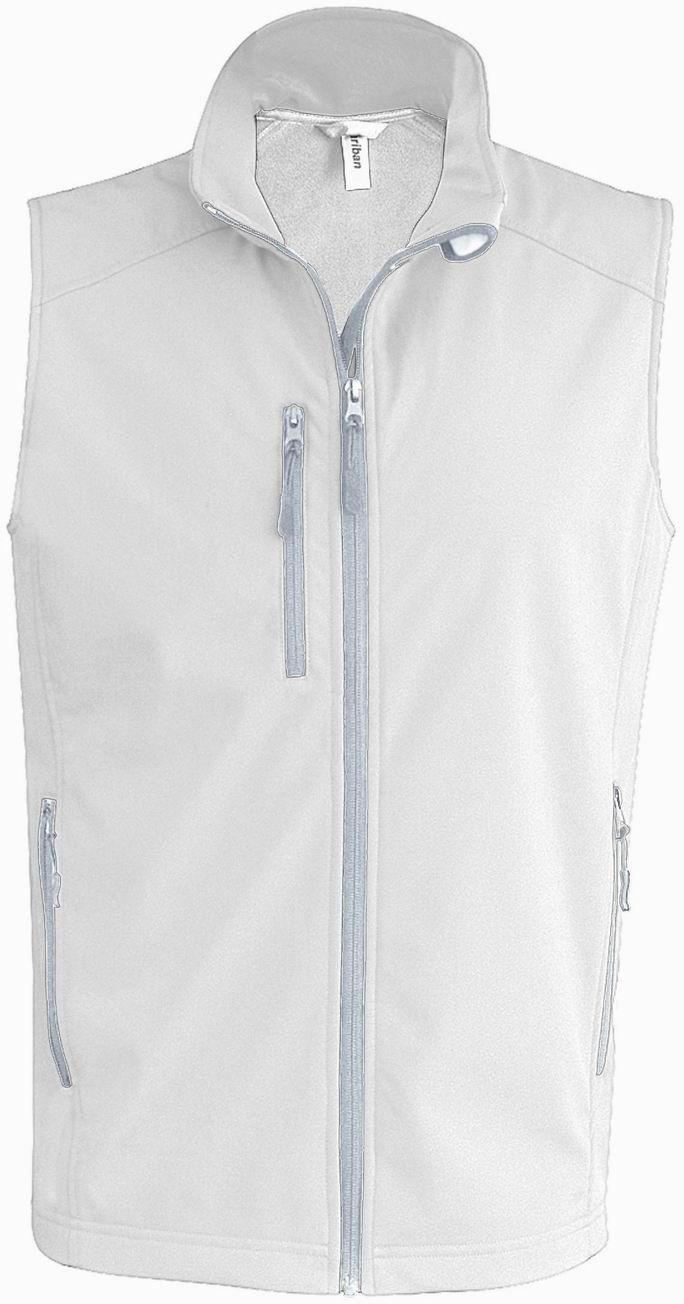 Pánská softshellová vesta - zvìtšit obrázek