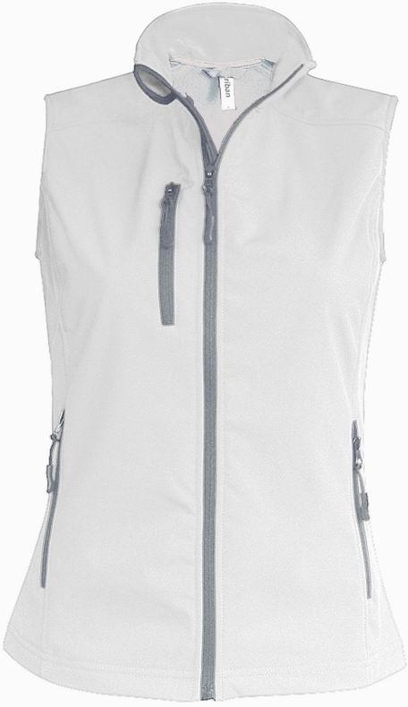 Dámská softshellová vesta - zvìtšit obrázek