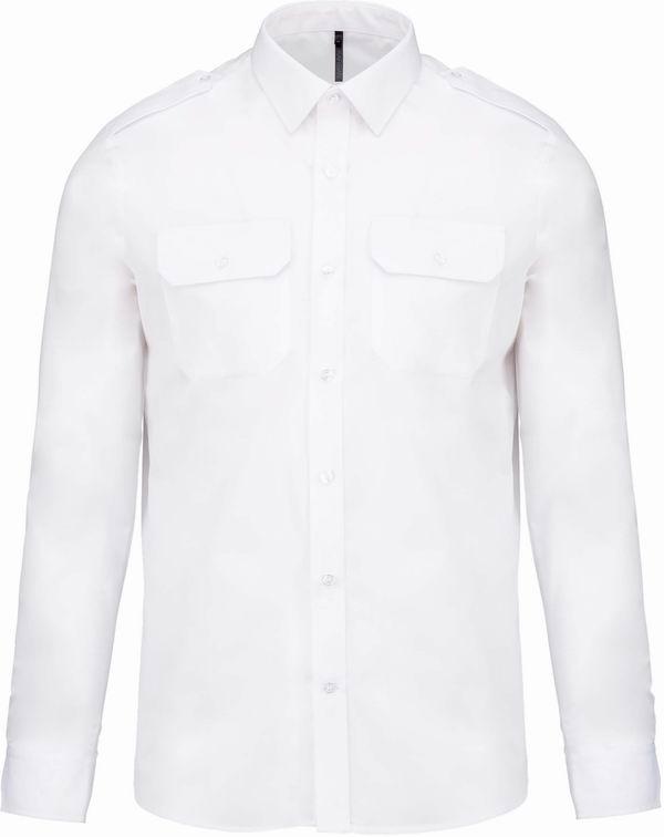 Pánská košile dl. rukáv Pilotka - zvìtšit obrázek