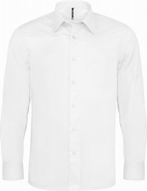 Pánská streèová košile s dlouhým rukávem - zvìtšit obrázek