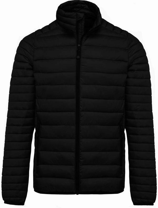Pánská zimní bunda bez kapuce - zvìtšit obrázek