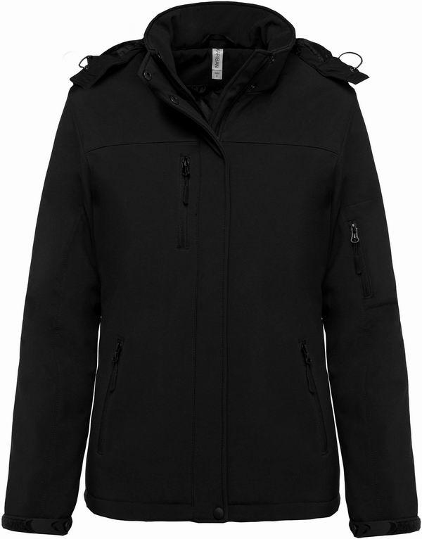 Dámská softshellová bunda Lined Hooded Parka - Výprodej - zvìtšit obrázek