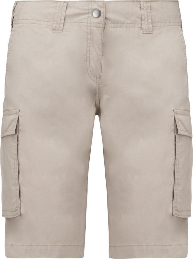 Dámské šortky s kapsami - Bermuda - zvìtšit obrázek