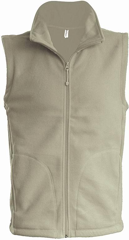 Pánská fleecová vesta LUCA - zvìtšit obrázek