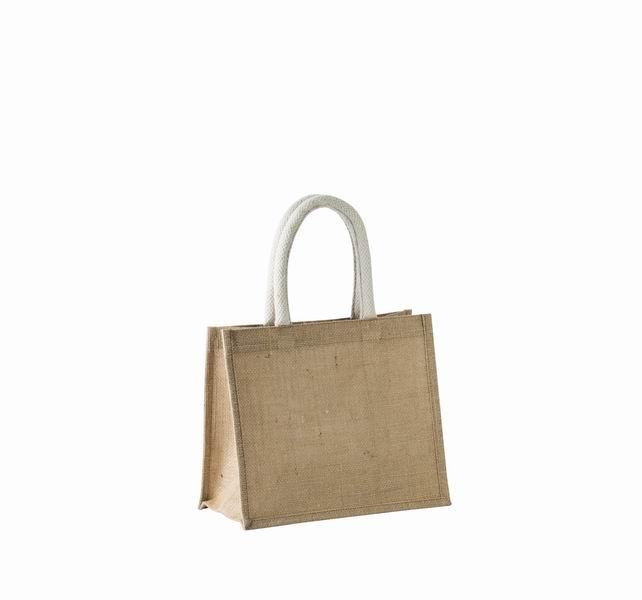 Jutová nákupní taška - støední - zvìtšit obrázek