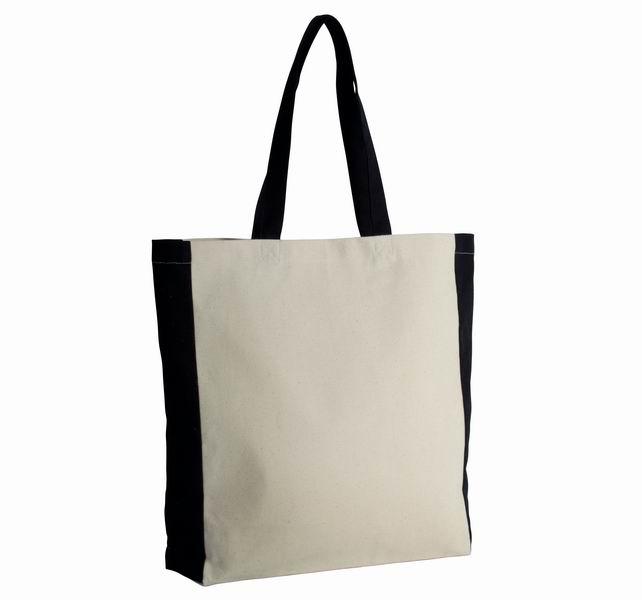 Dvoubarevná nákupní taška - zvìtšit obrázek