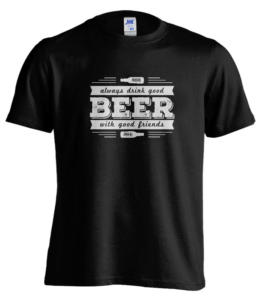 Pánské pivní trièko - zvìtšit obrázek