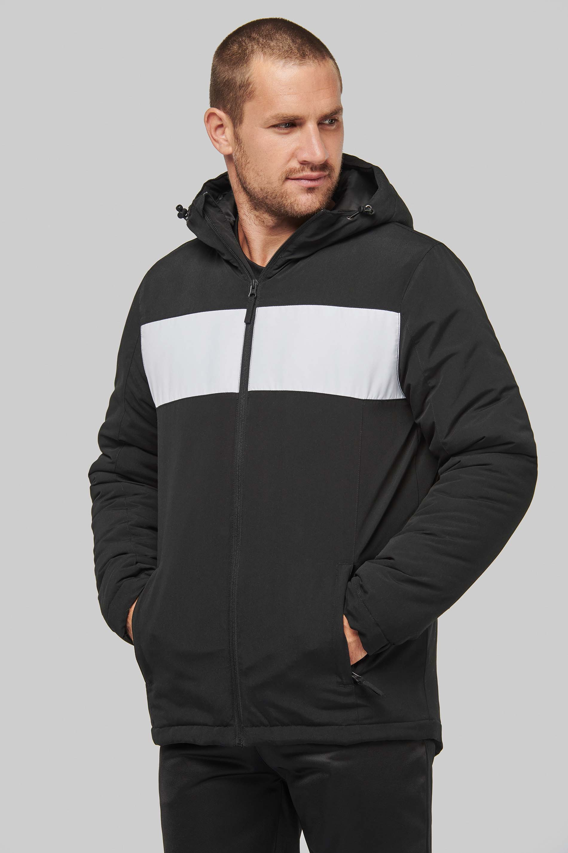 Zimní bunda Unisex club jacket - zvìtšit obrázek