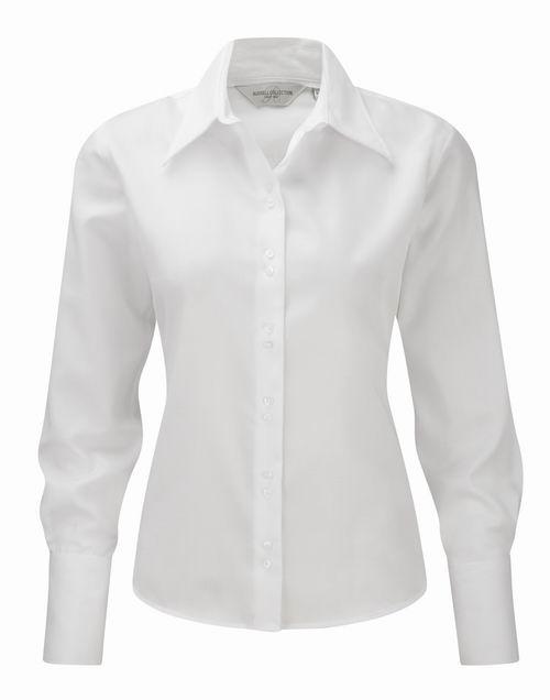 Dámská košile s dlouhými rukávy Ultimate v nežehlivé úpravì - zvìtšit obrázek