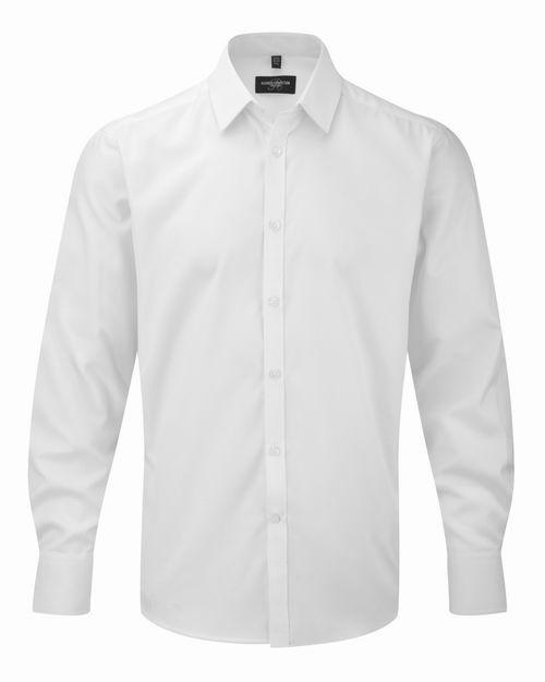 Pánská košile s dlouhými rukávy rybí kost - zvìtšit obrázek