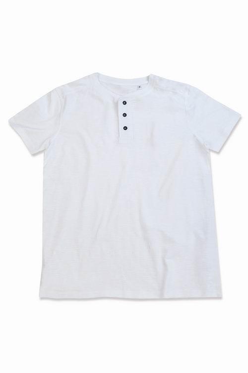 Pánské trièko s knoflíèky Shawn Henley - zvìtšit obrázek