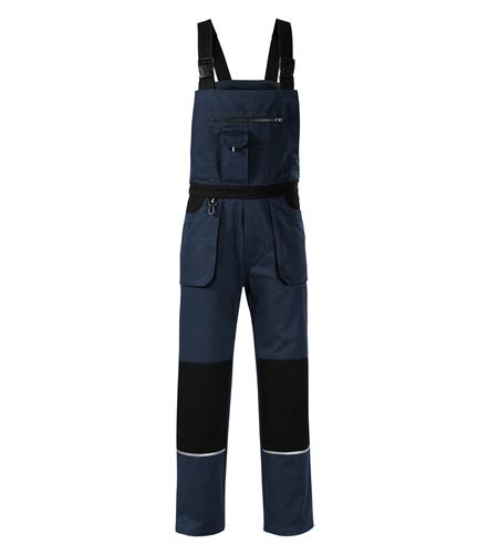 Pracovní kalhoty s laclem pánské Woody