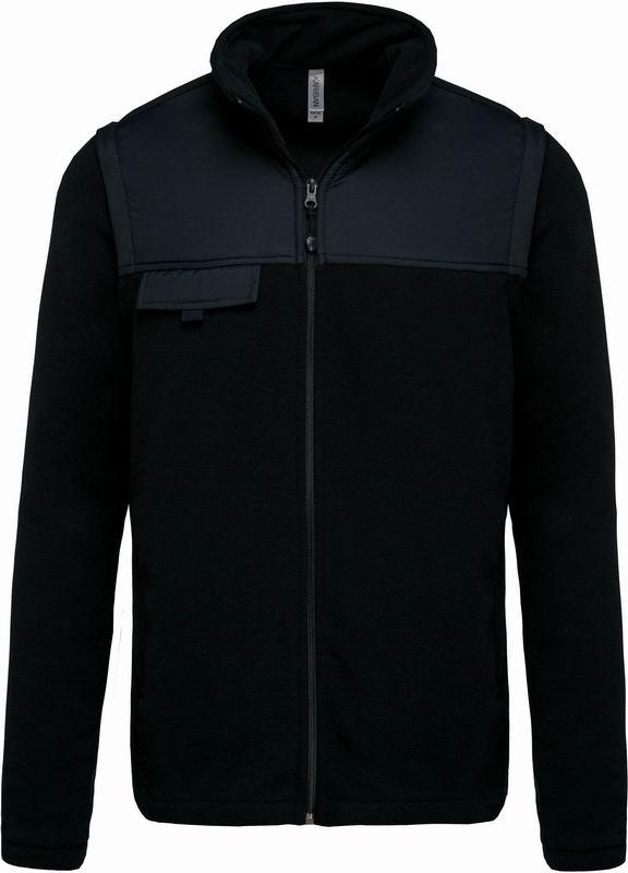 Fleecová bunda s odepínacími rukávy - zvìtšit obrázek