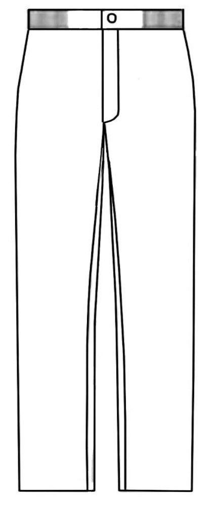 Zdravotnické kalhoty unisex - zvìtšit obrázek